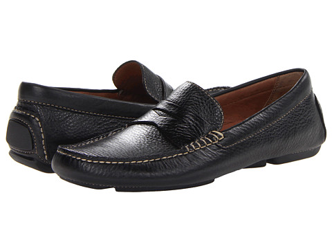 Pantofi Donald J Pliner - Vinco2 - Black Grain Calf