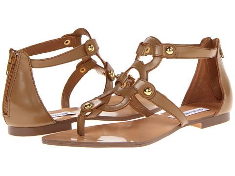 Sandale Steve Madden - Bittt - Cognac Leather