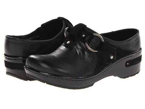 Sandale Born - Floro - Black Full Grain Leather