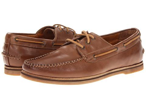 Pantofi Florsheim - Tienomite 3 Eye - Brown Crazy Horse Type Leather