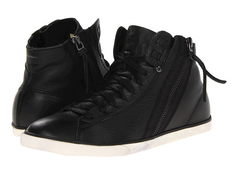 Adidasi Diesel - Sunrise Beach Pit Sneaker - Black Leather