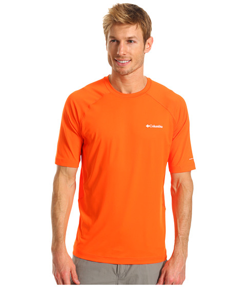 Bluze Columbia - Sun Freezeâ⢠S/S Top - Spark Orange
