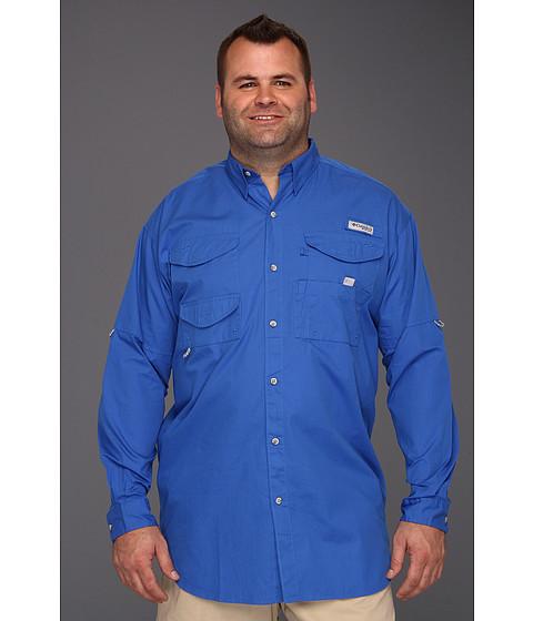 Bluze Columbia - Boneheadâ⢠L/S Shirt - Tall - Vivid Blue