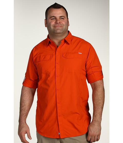 Bluze Columbia - Silver Ridgeâ⢠L/S Shirt - Tall - Cinnabar