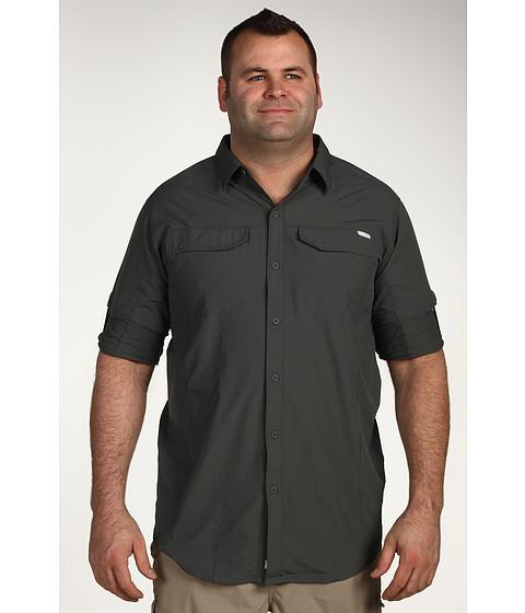Bluze Columbia - Silver Ridgeâ⢠L/S Shirt - Tall - Gravel