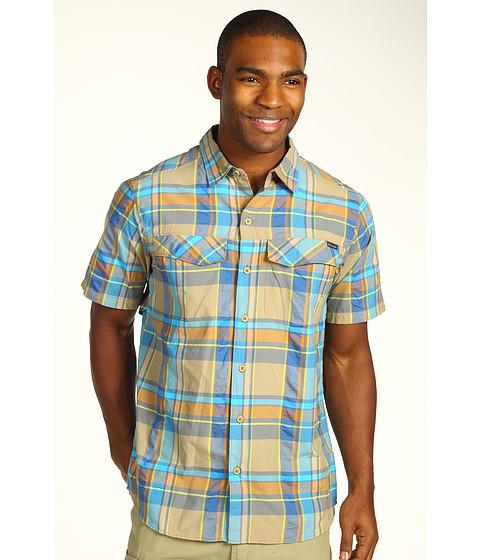 Bluze Columbia - Silver Ridgeâ⢠Multi Plaid S/S Shirt - Riptide Large Plaid