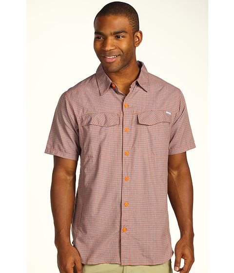 Bluze Columbia - Silver Ridgeâ⢠Multi Plaid S/S Shirt - Spark Orange Small Plaid