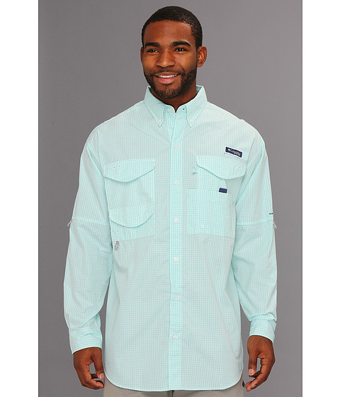 Bluze Columbia - Super Bonehead Classic⢠Long Sleeve Shirt - Gulf Stream Gingham