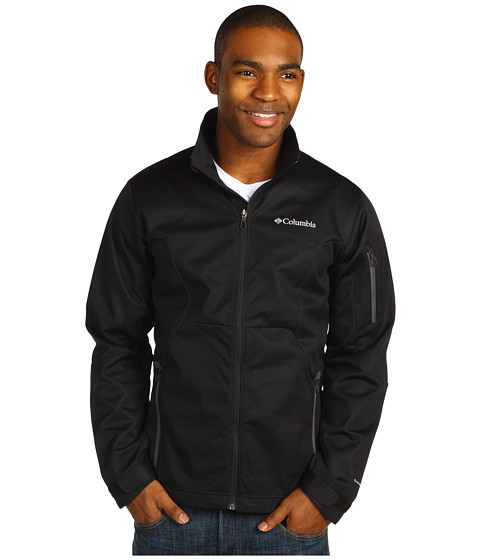 Jachete Columbia - Million Airâ⢠Softshell - Black/Grill