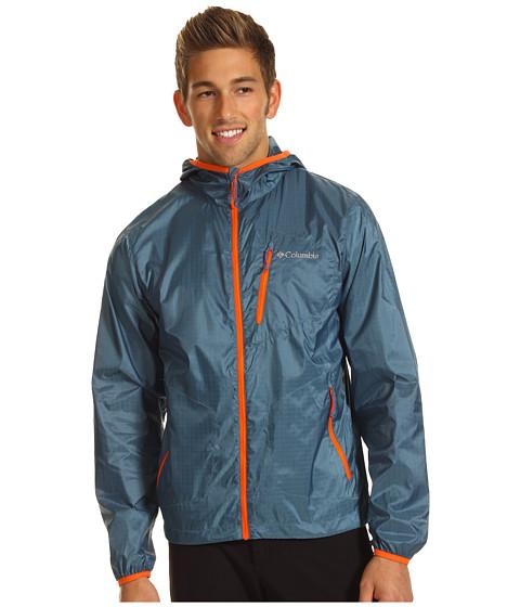 Jachete Columbia - Trail Drierâ⢠Windbreaker Jacket - Mountain/Spark Orange