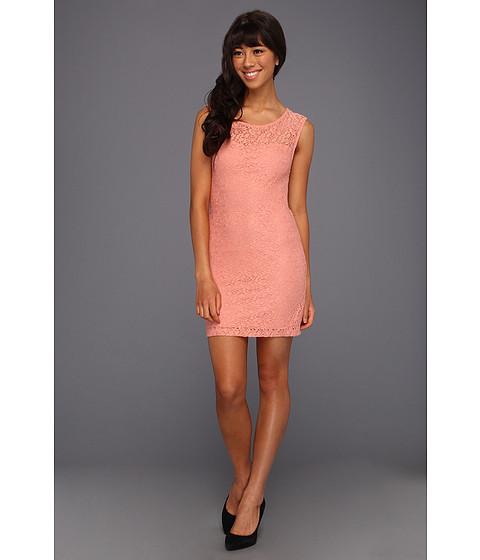 Rochii BCBGeneration - Bodycon Cutout Dress - Bellini