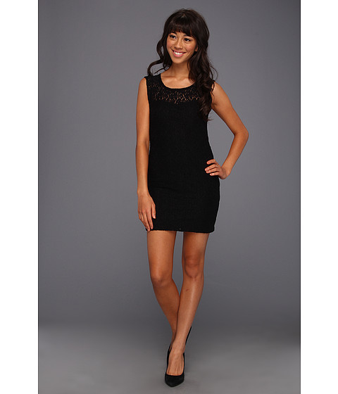 Rochii BCBGeneration - Bodycon Cutout Dress - Black