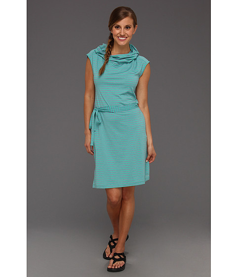Rochii Columbia - Reel Beauty⢠Print Dress - Glaze Green 3-Color Stripe
