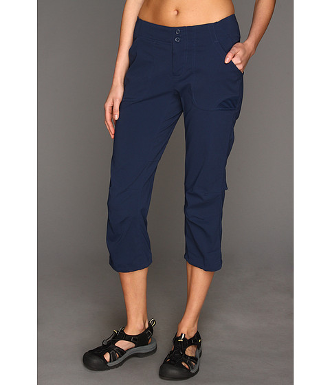 Pantaloni Columbia - Ultimate Catchâ⢠Capri - Collegiate Navy