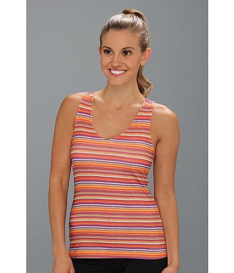 Bluze Columbia - Siren Splash⢠II Tank - State Orange Stripe Print/Summer Orange
