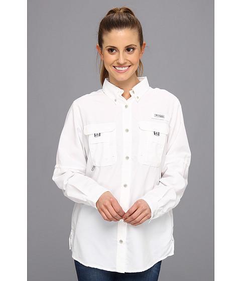 "Camasi Columbia - Bahamaâ""¢ L/S Shirt - White"