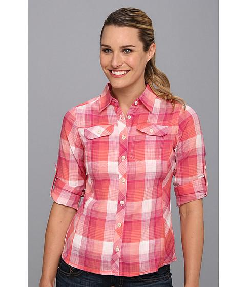 "Camasi Columbia - Camp Henryâ""¢ L/S Shirt - Groovy Pink Check"