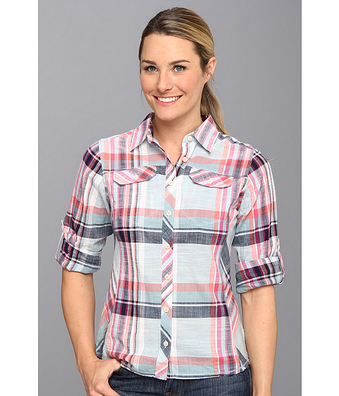 "Camasi Columbia - Camp Henryâ""¢ L/S Shirt - Inkling Plaid"