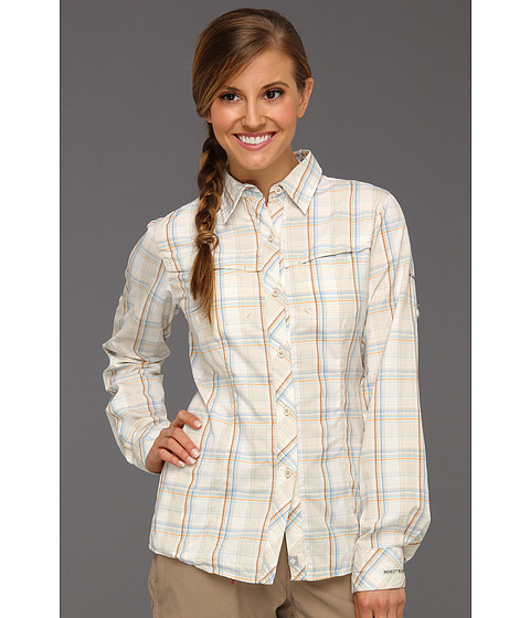 Bluze Columbia - Insect Blockerî Plaid L/S Shirt - Fawn Plaid