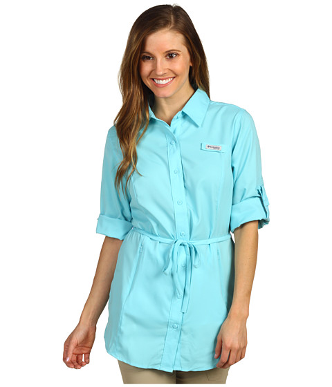 Bluze Columbia - Offshore Perfectionâ⢠Tunic - Clear Blue