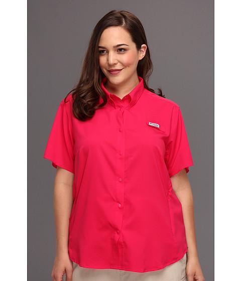 Bluze Columbia - Plus Size Tamiamiâ⢠II S/S Shirt - Bright Rose