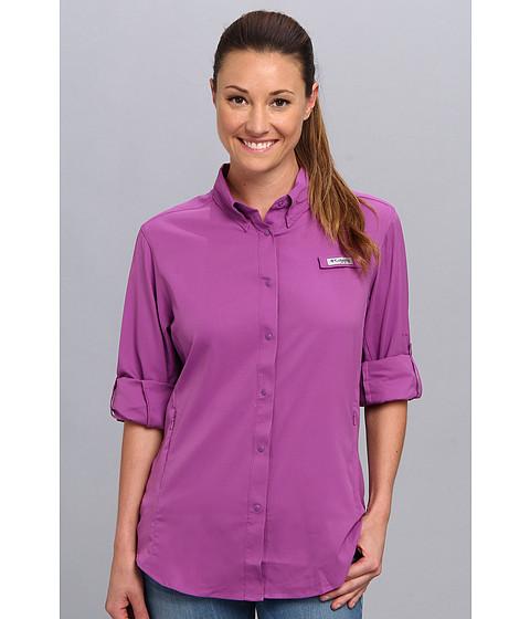 "Camasi Columbia - Tamiamiâ""¢ II L/S Shirt - Razzle"