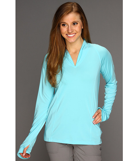 Bluze Columbia - Freezerâ⢠II L/S Shirt - Clear Blue
