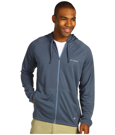 Bluze Columbia - Cool Creekâ⢠Full Zip Hoodie - Mountain/India Ink Heather