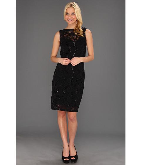 Rochii rsvp - Liza Lace Dress - Black