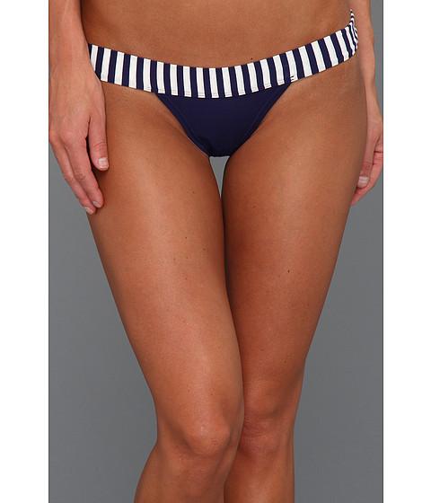 Lenjerie Splendid - Color Splash Double Banded Thong - Splendid Navy Stripe