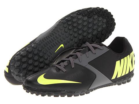 Adidasi Nike - Nike Bomba II - Black/Dark Grey/Lemon Twist