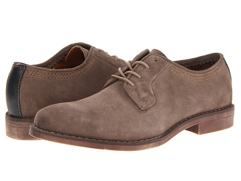 Pantofi Calvin Klein - Oran - Taupe Suede