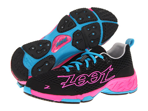 Adidasi Zoot Sports - Banyan - Black/Pink Glow/Atomic Blue