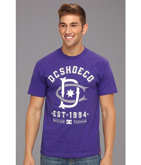 Tricouri DC - Rob Dyrdek Throwback 2 Tee - Purple