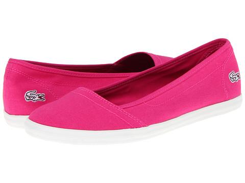 Balerini Lacoste - Ziane Slip WJA 2 - Pink/Pink