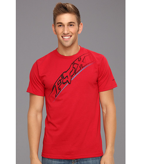 Tricouri Fox - Elecore S/S Tech Tee - Red