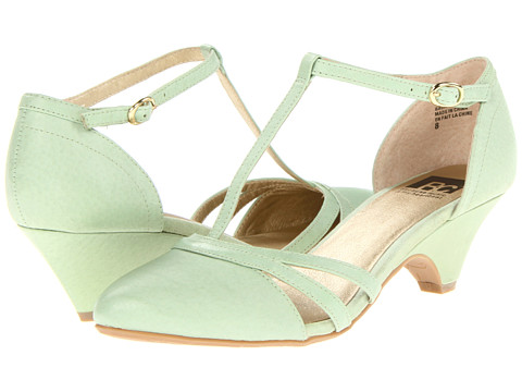 Pantofi BC Footwear - Cool as a Cucumber - Mint Leather