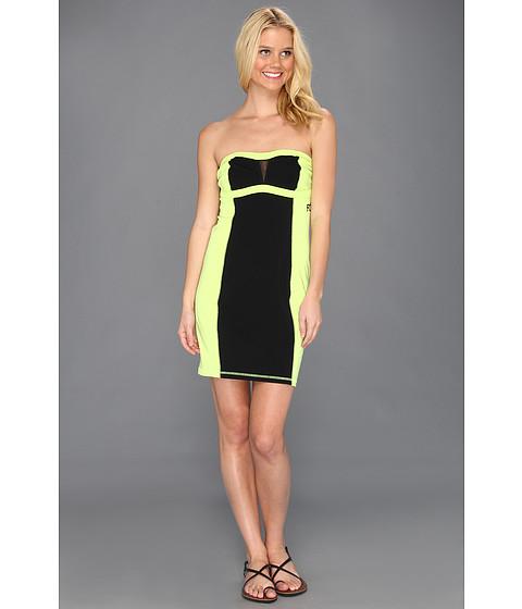 Rochii Fox - Track Star Tube Dress - Black