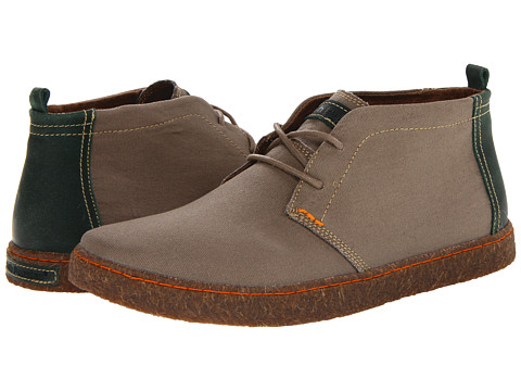 Pantofi Hush Puppies - Locksmith Chukka - Olive Multi