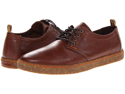 Pantofi Hush Puppies - Lockout Oxford - Brown Leather