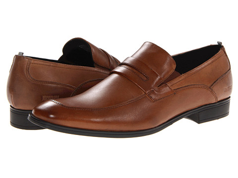 Pantofi Kenneth Cole Reaction - Ghost Town - Cognac Leather