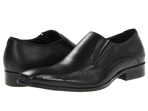 Pantofi Kenneth Cole Reaction - The Jig Is Up - Black Leather