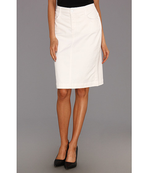 Fuste Jones New York - JNYJ - Madison Skirt - White