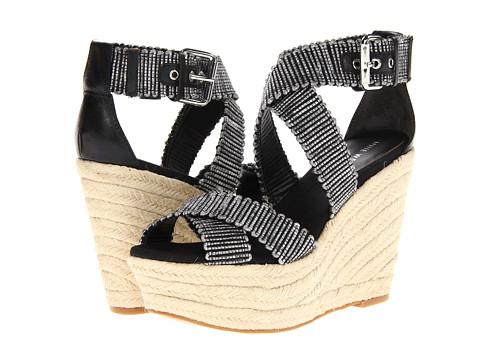 Sandale Nine West - Mitchelle - Black/Black Fabric