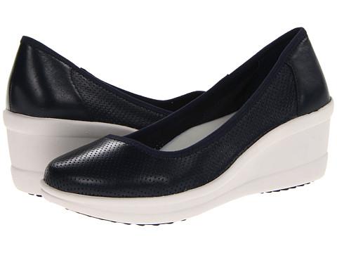 Pantofi Easy Spirit - Maquina - Navy/Navy Leather