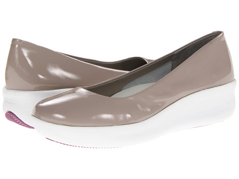 Pantofi Easy Spirit - Oroco - Light Taupe Patent