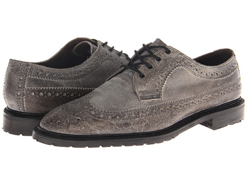 Pantofi Allen-Edmonds - Aberdeen - Smokey Grey Leather