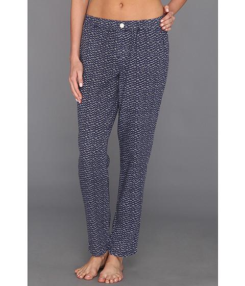 Rochii Calvin Klein - Printed Pajama Pant - Eclipse Combo