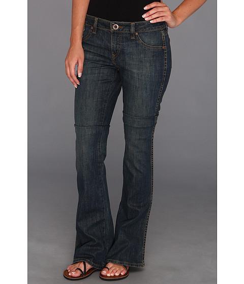 Pantaloni Volcom - Pistol Skinny Flare Jean - Dry Vintage
