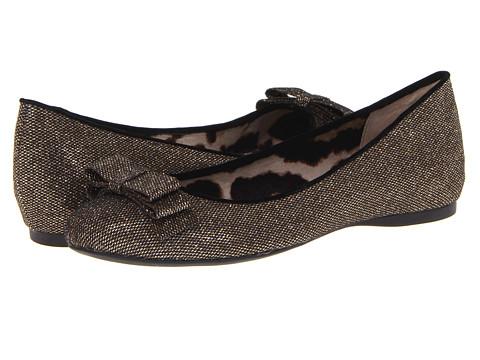 Balerini Jessica Simpson - Mirandola - Platinum Glitter Mesh